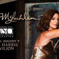 Sarah McLachlan with the MSO at the BMO Harris Pavilion