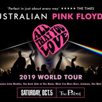 The Australian Pink Floyd Show at the Riverside Theater