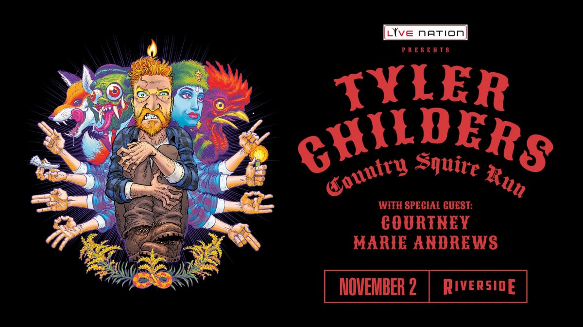 Tyler Childers at the Riverside Theater