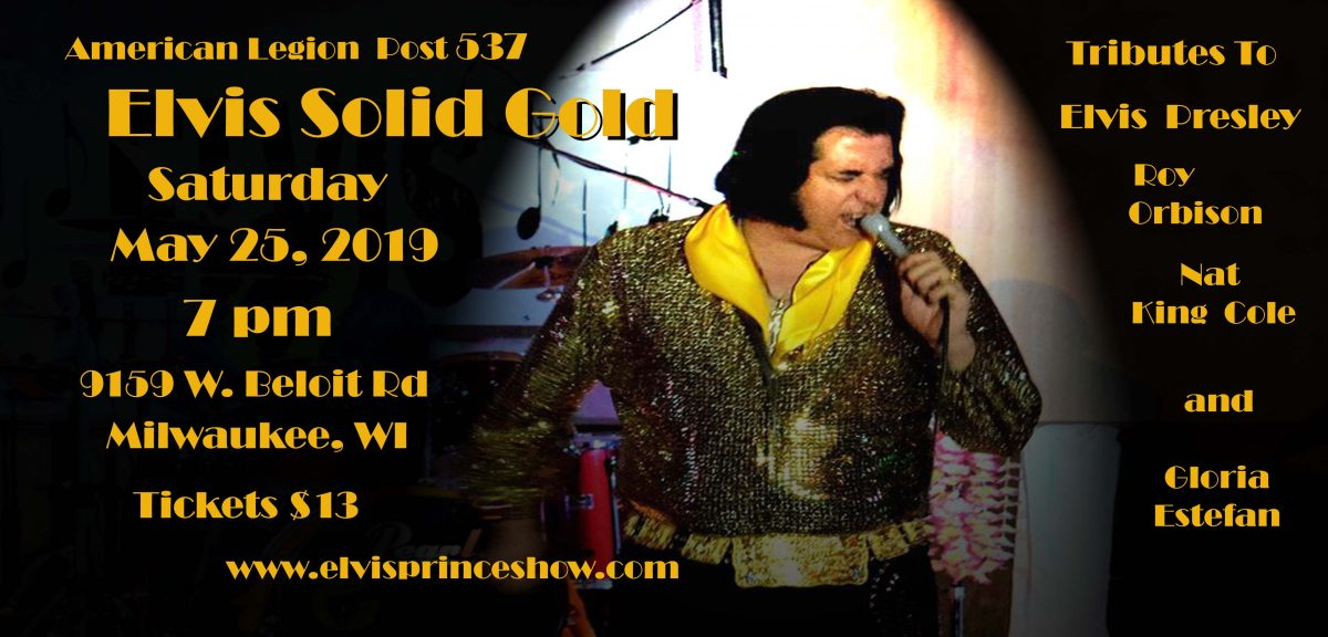 Elvis Solid Gold