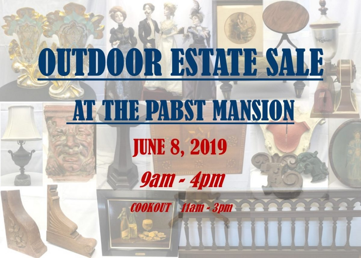 Outdoor Estate Sale!
