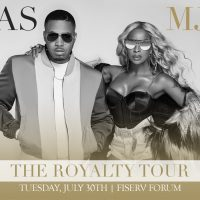 Mary J Blige & Nas: The Royalty Tour