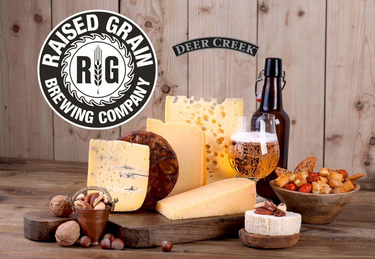 Beer and Cheese School with Deer Creek and Raised ...