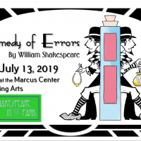The Comedy of Errors / Shakespeare in the Park