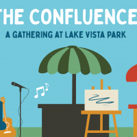 The Confluence: A Gathering in Lake Vista Park