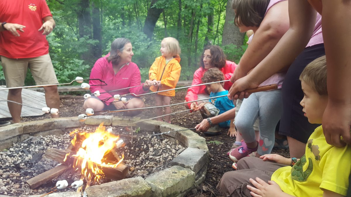 Family Night Out: Summer Night Hike & Campfire