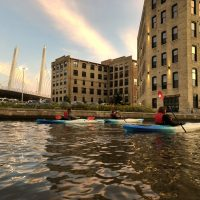 Menomonee River Kayak Tour