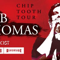 Rob Thomas at the Riverside Theater