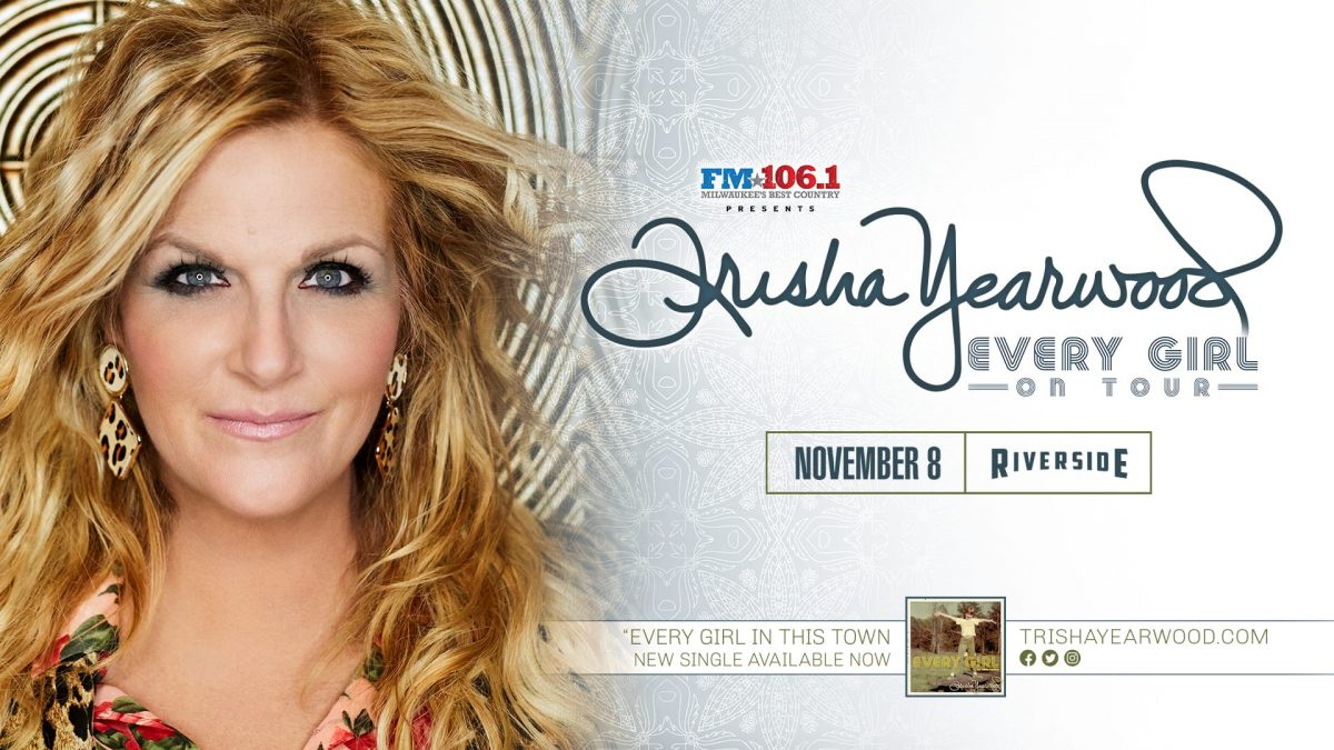Trisha Yearwood at the Riverside Theater