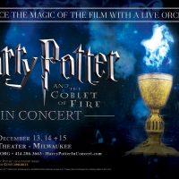 Harry Potter and the Goblet of Fire™ in Concert at the Riverside Theater