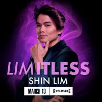 Shin Lim at the Riverside Theater