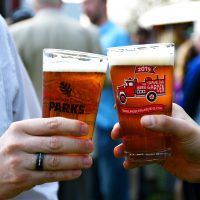 Traveling Beer Garden at McCarty Park