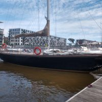 Day Sail aboard America's Cup Sailing Yacht Jakab