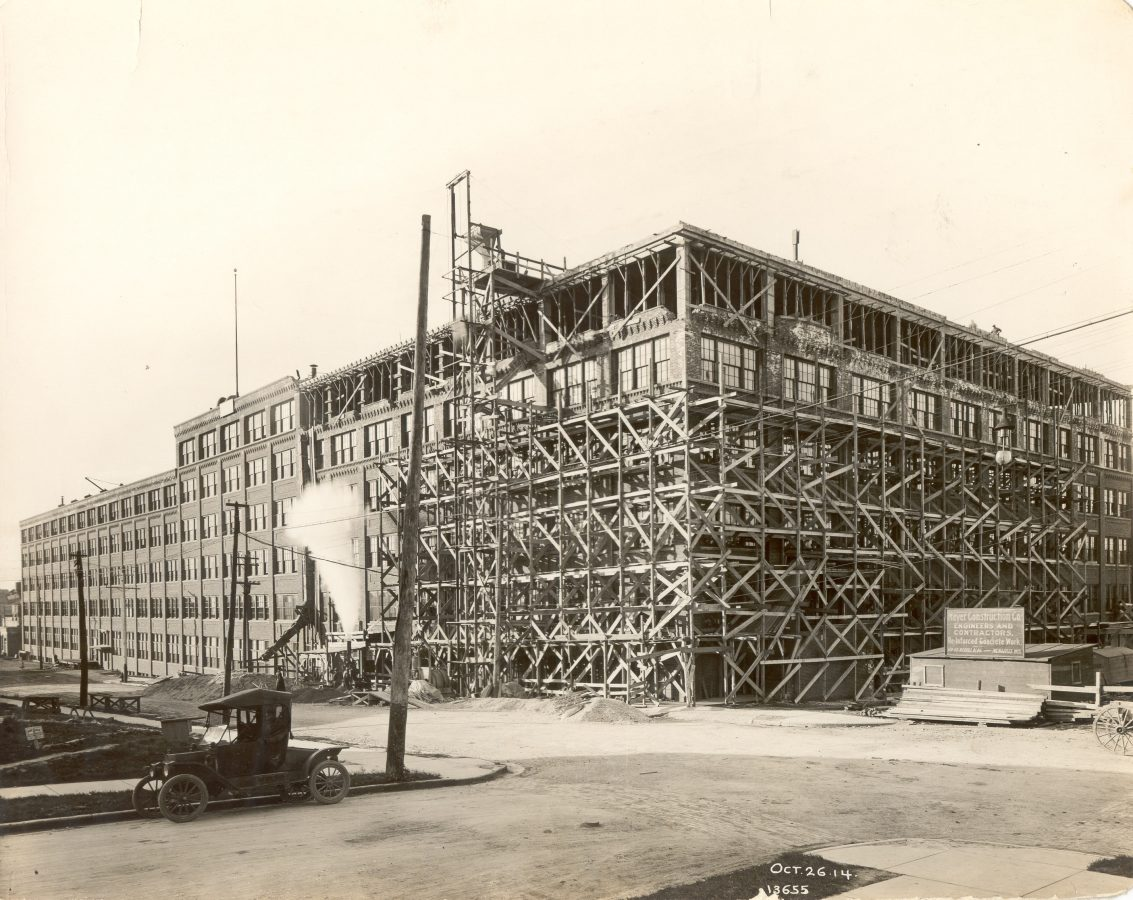 Building a Milwaukee Icon: Harley-Davidson's Juneau Avenue Factory