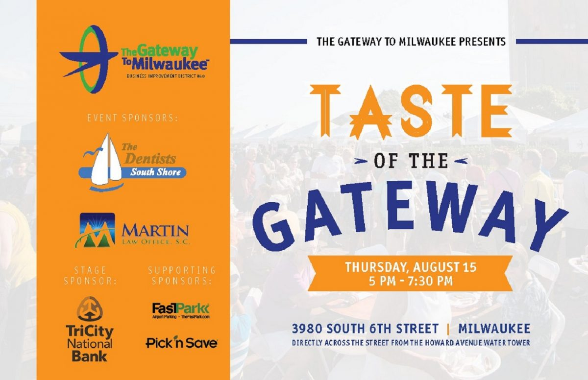 The Taste of the Gateway