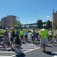 Bike Tour - History of the Menomonee River Valley