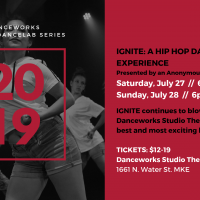 Ignite: A Hip Hop Dance Experience