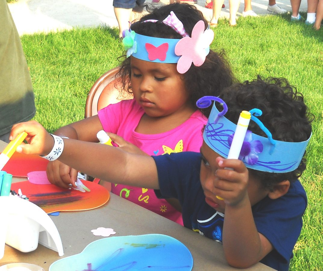Children's Craft and Story Time