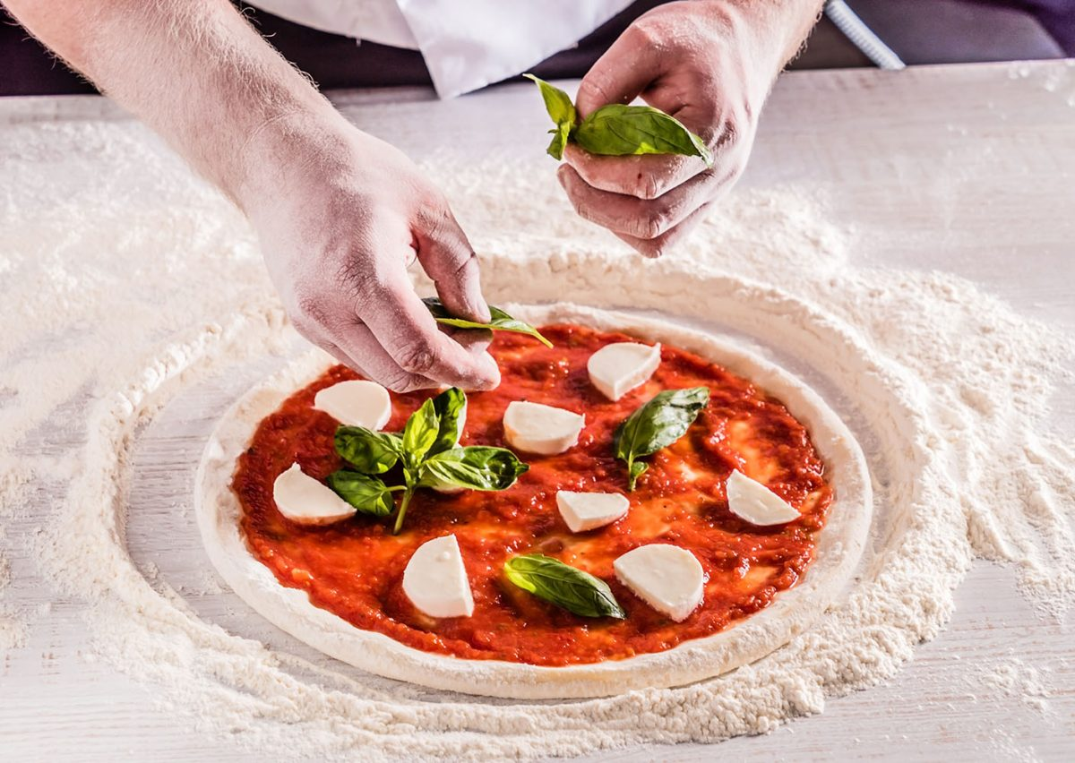 Take & Bake Pizza Class