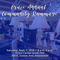 Annual Grace Community Rummage Sale