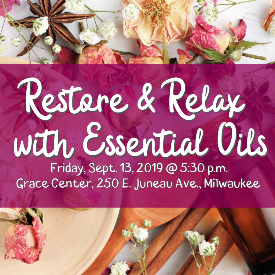 Relax & Restore with Essential Oils