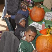 Pumpkin Carving for Families