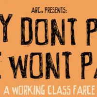 They Don't Pay? We Won't Pay!