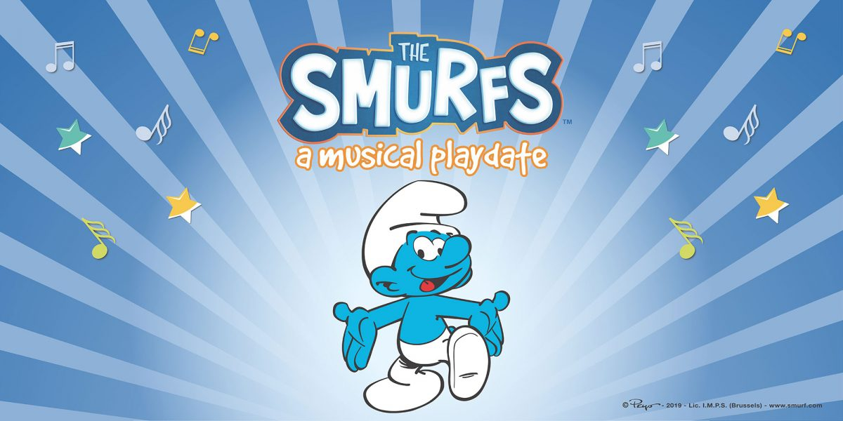 The Smurfs: A Musical Playdate