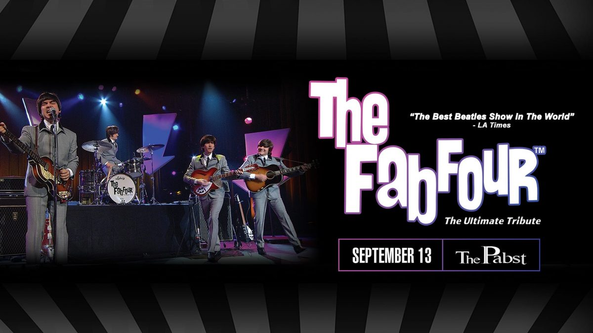 Fab Four at the Pabst Theater