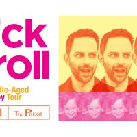 Nick Kroll at the Pabst Theater