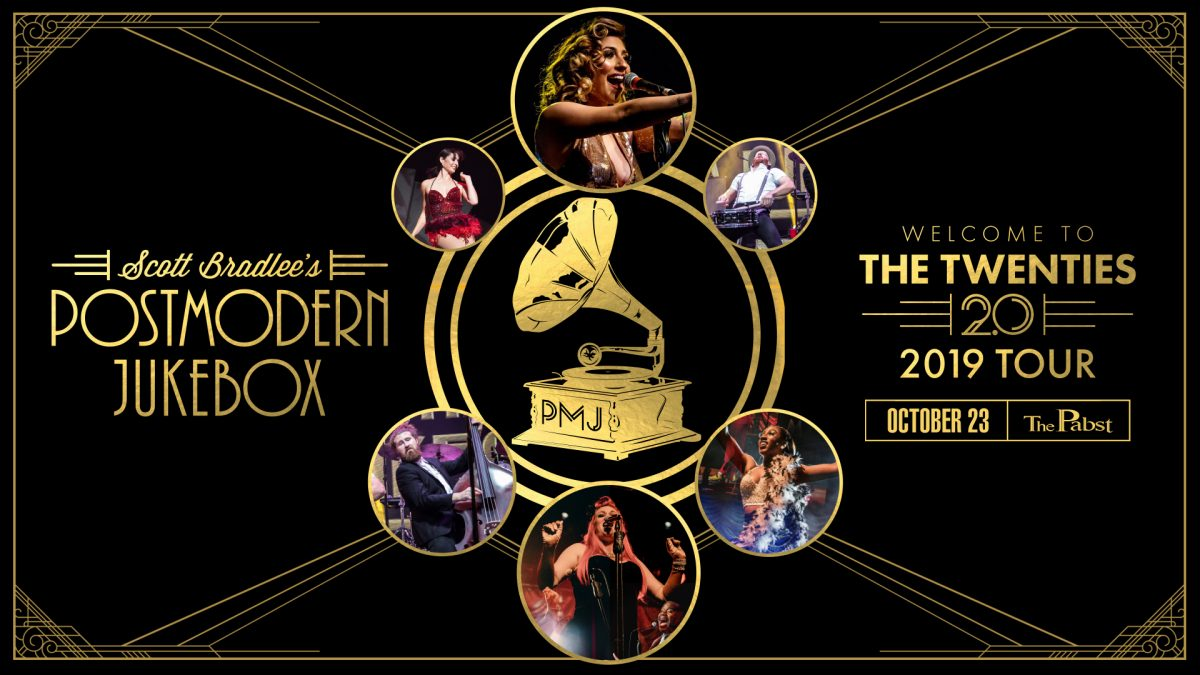 Postmodern Jukebox at the Pabst Theater