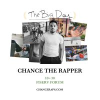 Chance The Rapper: The Big Day Tour