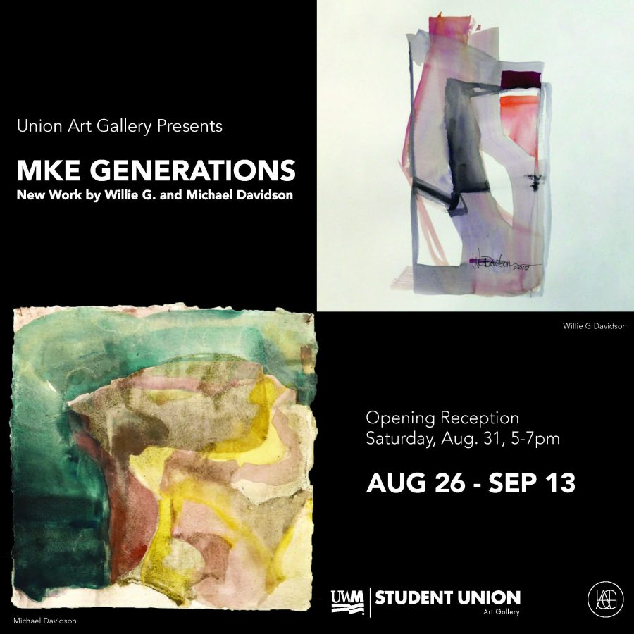 MKE Generations: New Work by Willie G. & Michael Davidson
