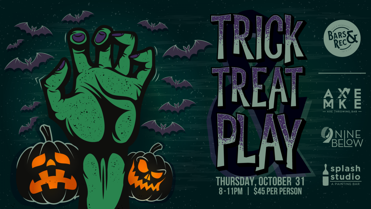 Halloween Trick, Treat & Play Crawl w/AXE MKE,...