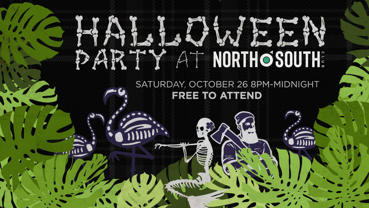 Halloween Party at NorthSouth Club