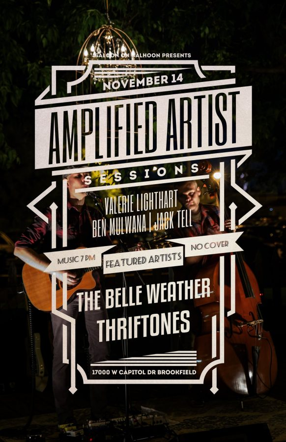 Amplified Artist Sessions Presents: 2nd Anniversary Showcase