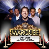 Marquee Comedy Tour starring Gary Owen, Tony Rock, DC Young Fly, Karlous Miller & Tommy Davidson