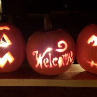 """Hallowings"" Carve and Display Event"