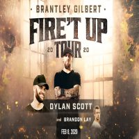 Brantley Gilbert: Fire'T Up 2020 Tour