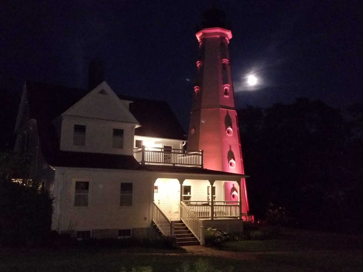 Full Moon Tour - North Point Lighthouse & Museum
