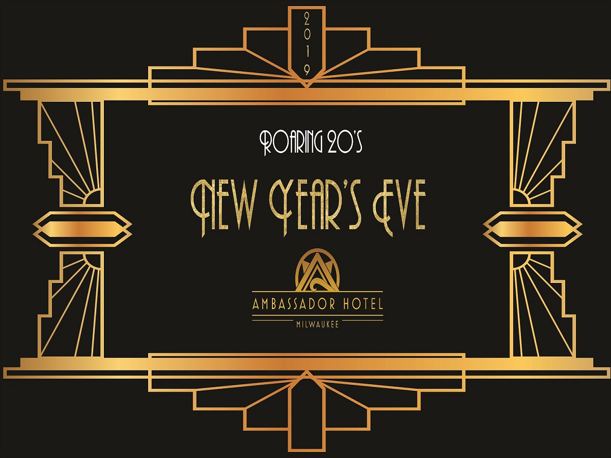 A Roaring 20's New Year's Eve