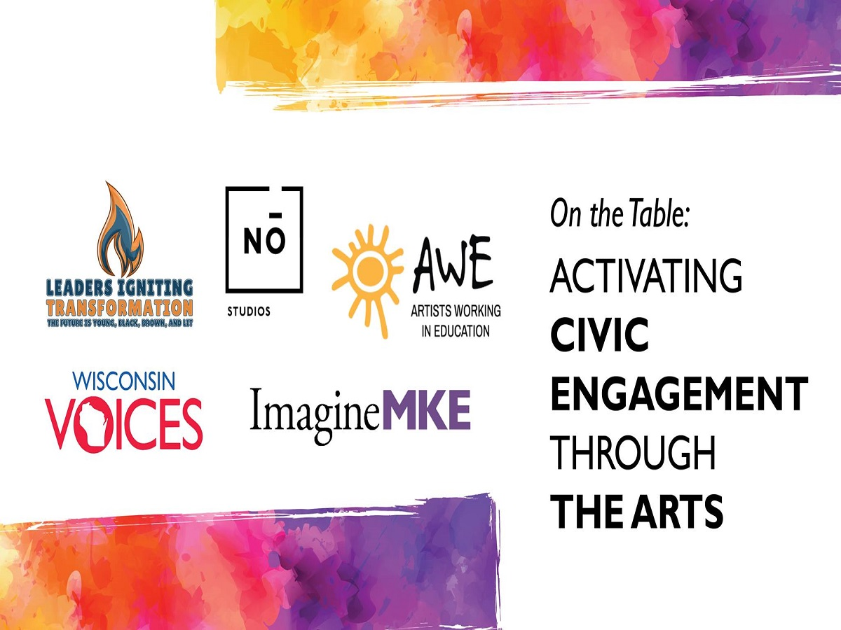 On The Table MKE: Activating Civic Engagement Through The Arts