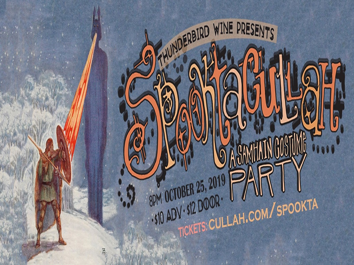 Spooktacullah Costume Party