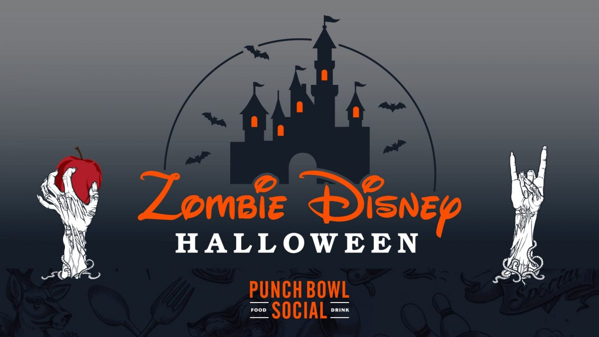 Punch Bowl Social Halloween Party