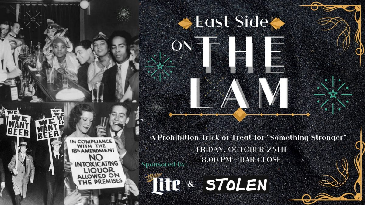 East Side On The Lam