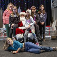 Visit Santa at Discovery World