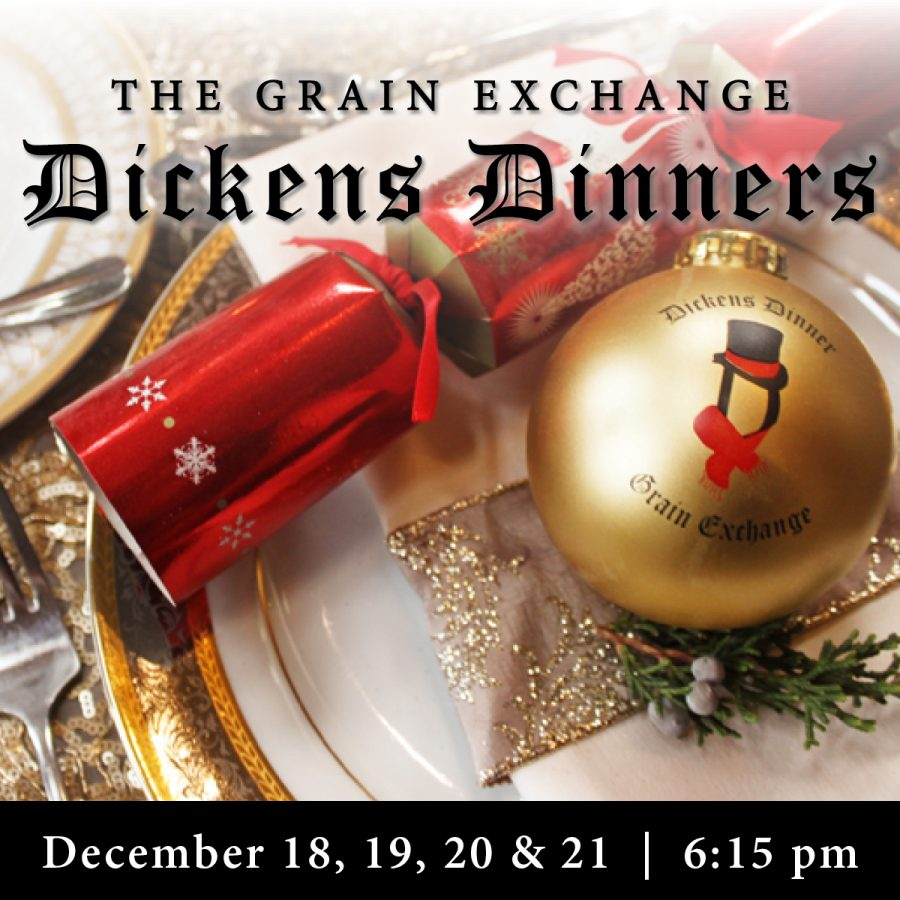 Annual Dickens Dinners