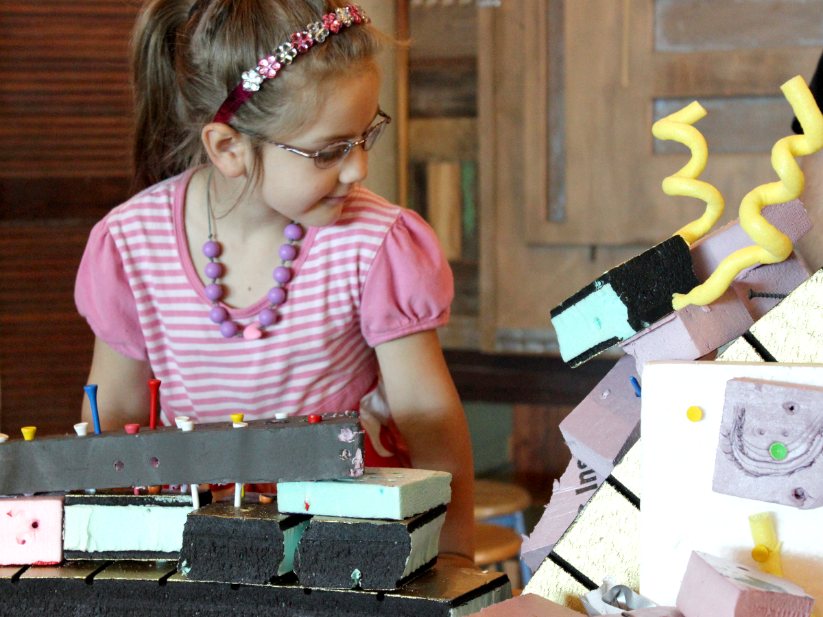 Be A Maker: Chain Reaction