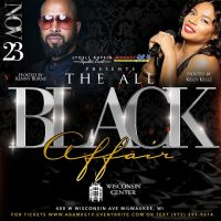 THE ALL BLACK AFFAIR Presented by Jammin 98.3 &amp...