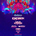 Radiance NYE starring Excision with Liquid Strange...